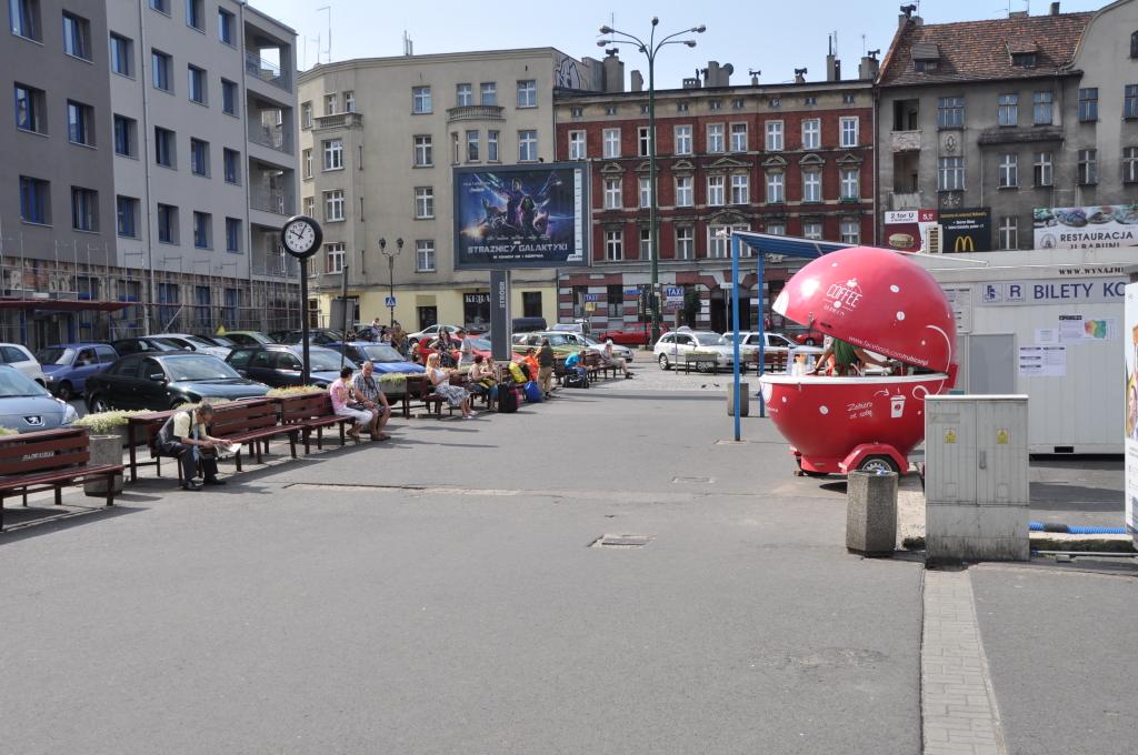 Plac Oddziałów Młodzieży Powstańczej
