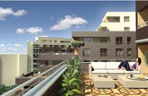 Projekt apartamentów przygotowała firma STABIL