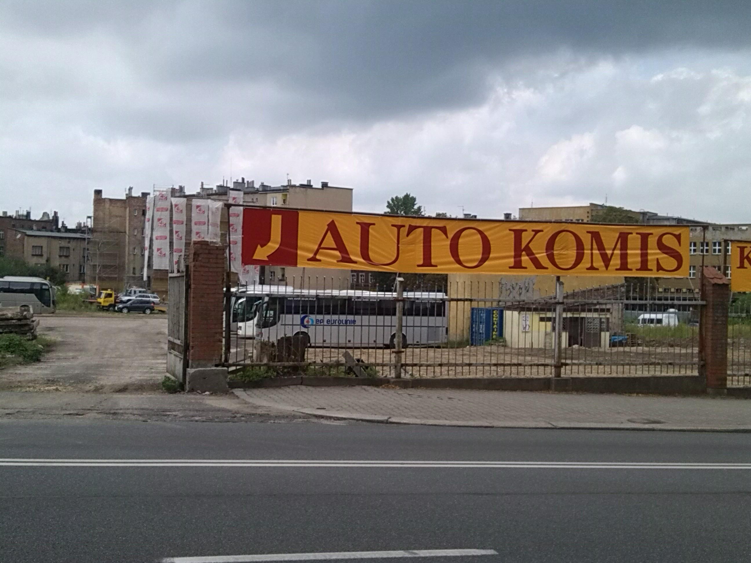 Komis przy Mikołowskiej