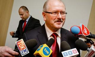 Prezydent Katowic Piotr Uszok