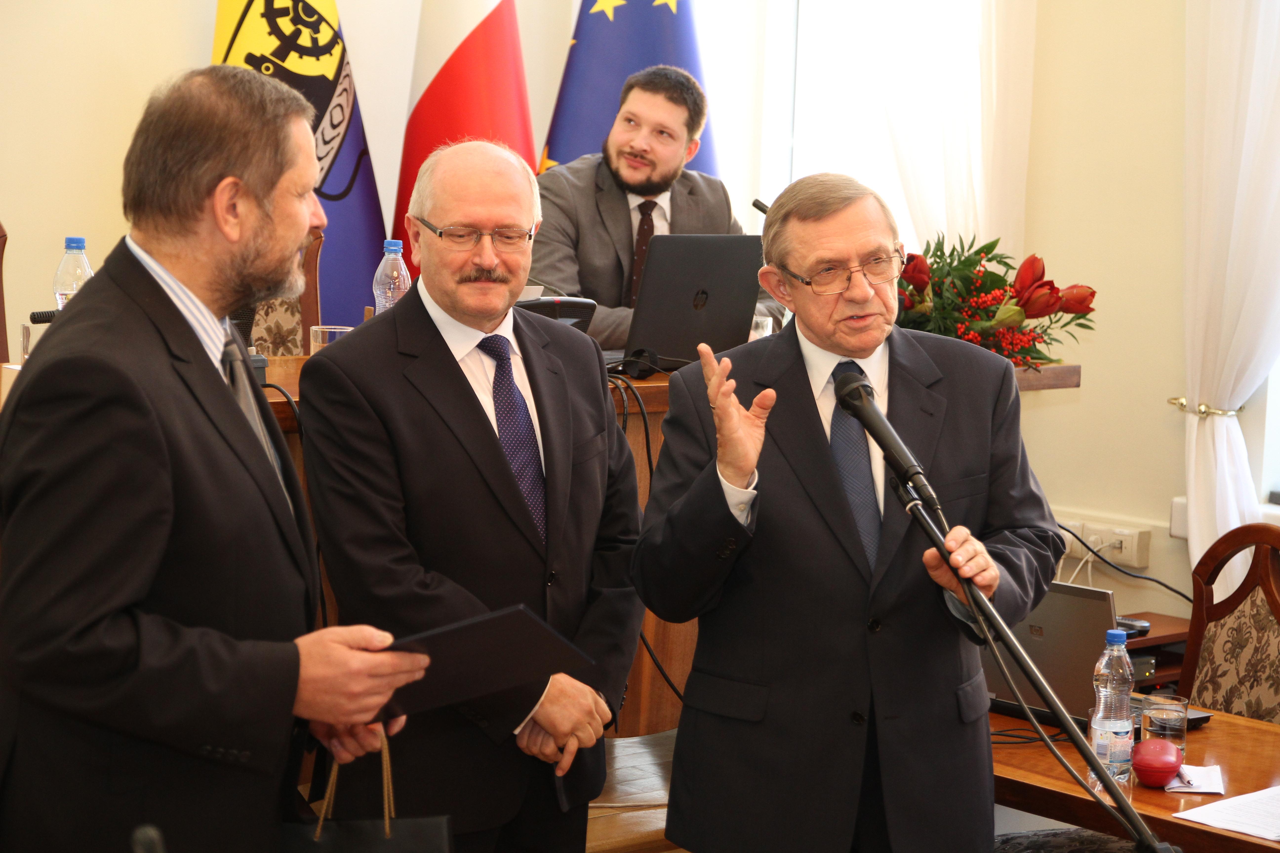 Piotr Uszok Jerzy Forajter