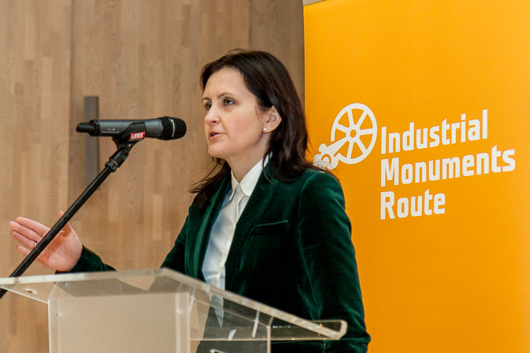 Alicja Knast dyrektor Muzeum Śląskiego
