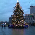 Choinka na Rynku w Katowicach