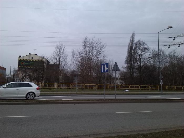 Dwie działki przy ul. Grundmanna PKP wyceniają na 1,13 mln zł
