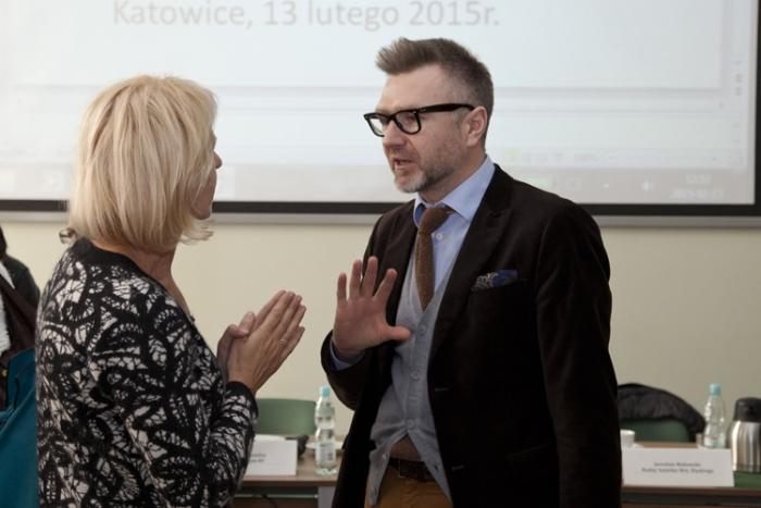 Niektórzy twierdzą, że karty w urzędzie marszałkowskim rozdaje teraz radny Jarosław Makowski. Fot. Krzysztof Malinowski, BP UMWŚ