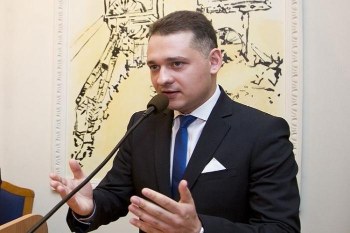 Wojciech Król, nowy dyrektor gabinetu marszałka
