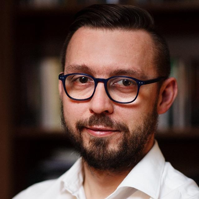 Artur Madaliński. Fot. twitter.com