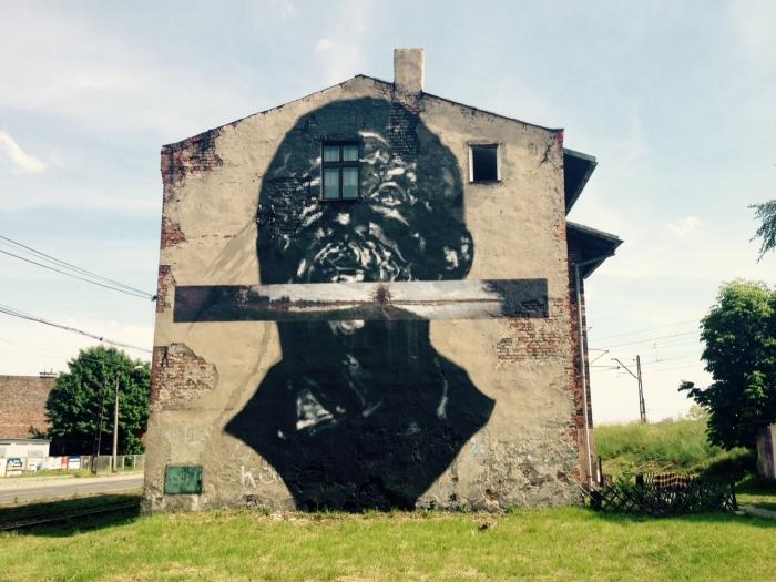 Mural Katowice Wiosny Ludów 62