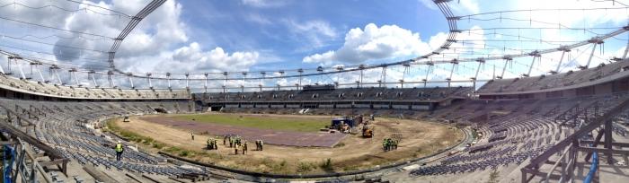 Stadion Śląski_panorama