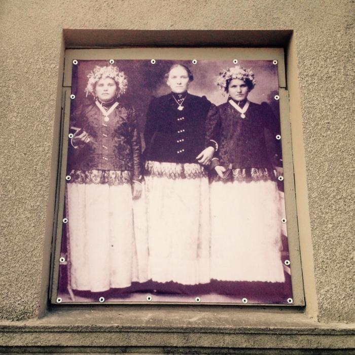 Trzy panie z Podlesia