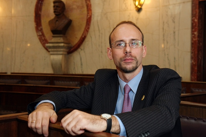 Jerzy Gorzelik. Fot. slaskie.pl
