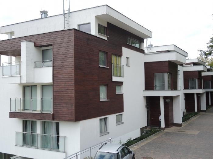 Apartamenty Bukowa Góra. I etap