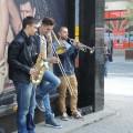 Muzycy na Stawowej