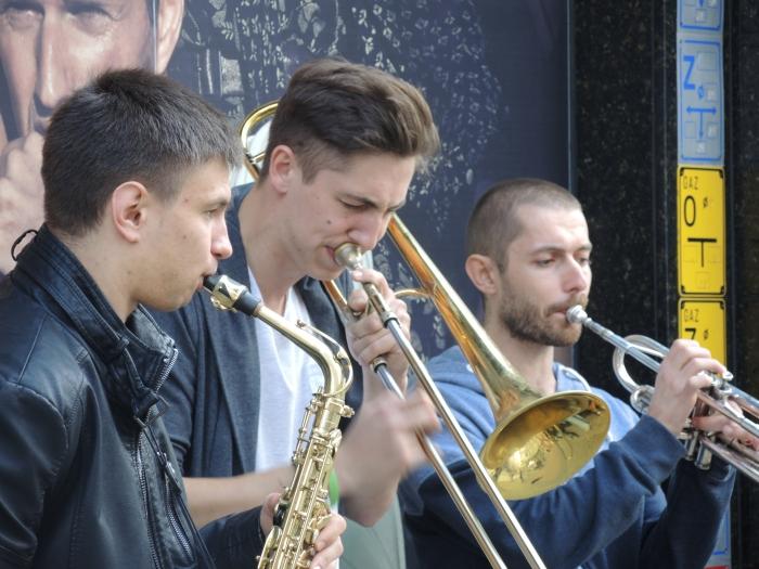 Muzycy na Stawowej2