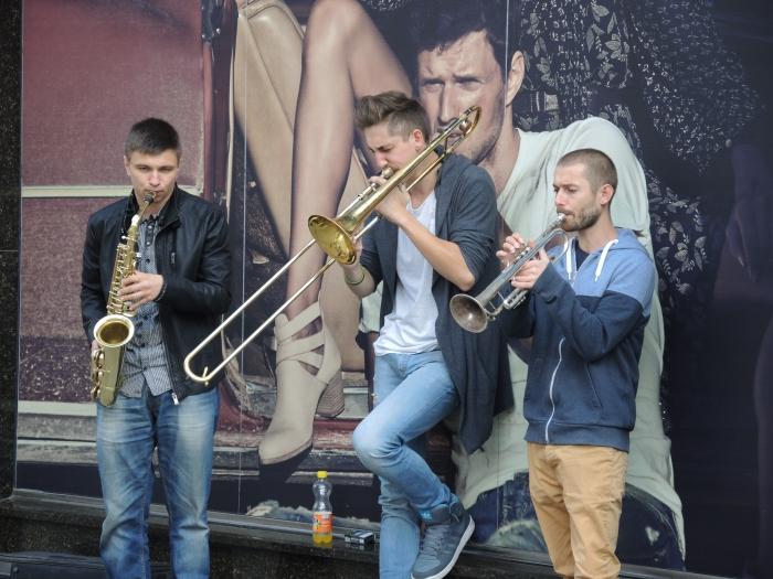 Muzycy na Stawowej3