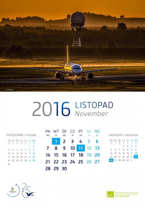 Kalendarz_Katowice_Airport