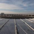 Dach Stadionu Śląskiego.Fot. W.Trólka