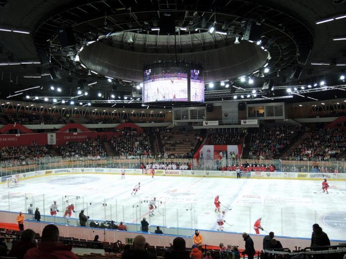 Mecz Hokeja Spodek