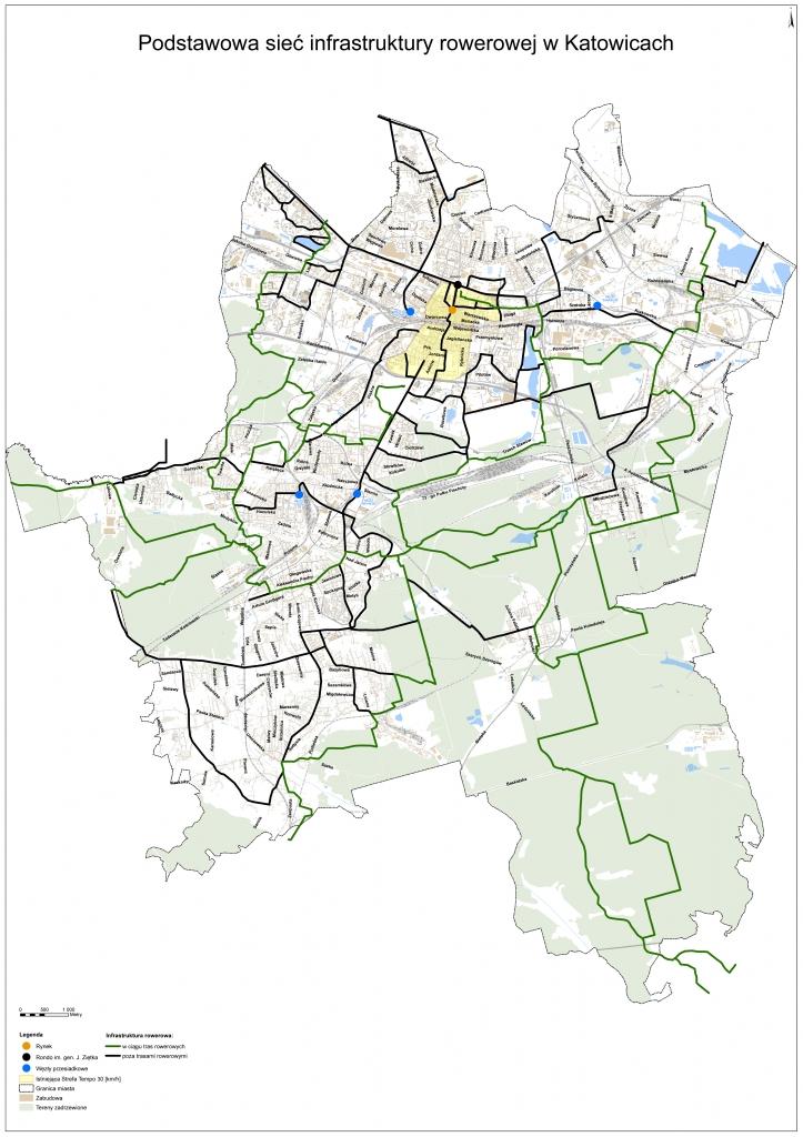 Planowana_sieć_infrastruktury_rowerowej_Katowice
