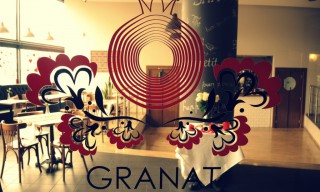 Gruzińska restauracja Granat.