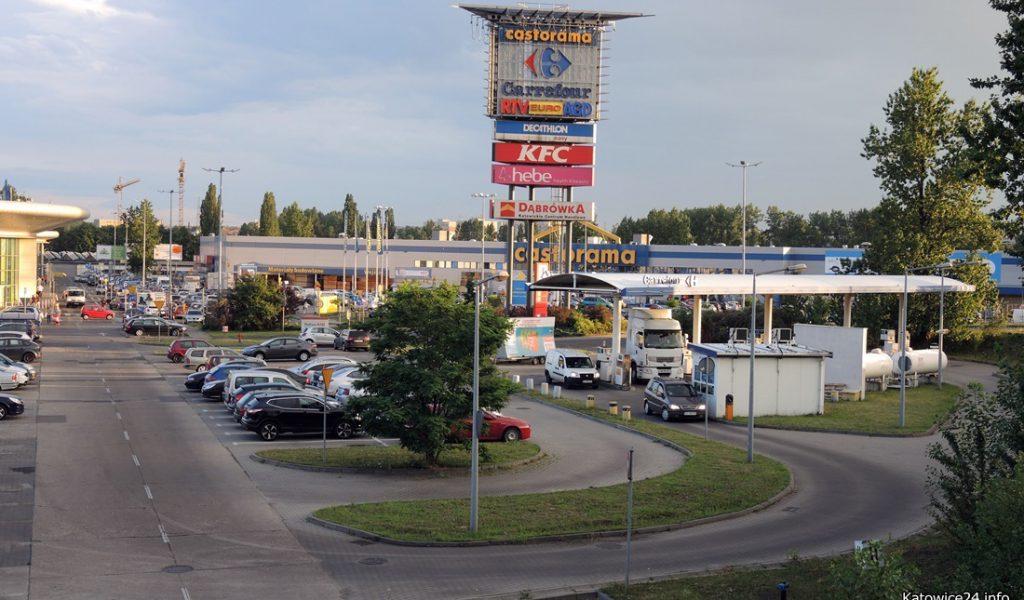 Carrefour, CH Dąbrówka