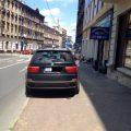 Droga dla rowerow ul. Kochanowskiego