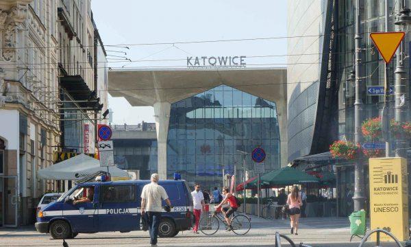 W Katowicach źle się dzieje