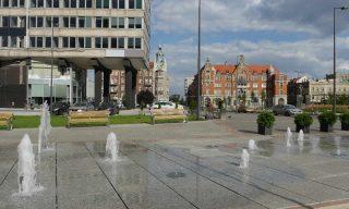 Fontanna Rynek Katowice