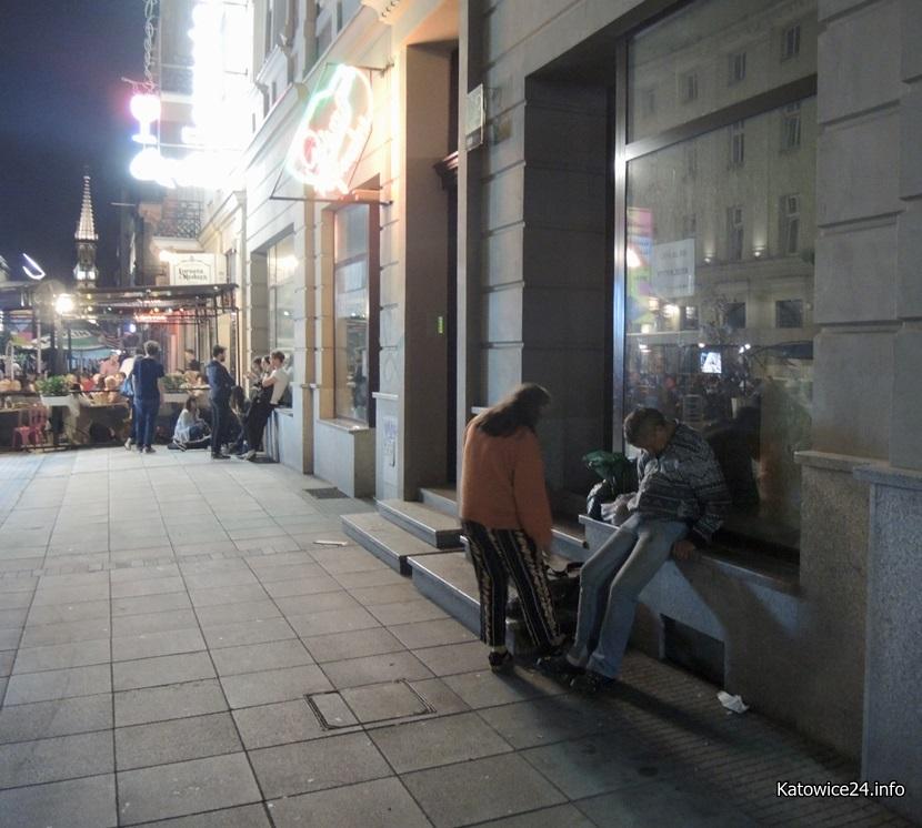 Mariacka nocą (2)