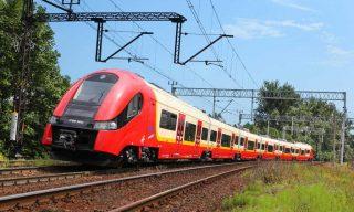 Nowy pociąg w taborze Kolei Śląskich Elf 2