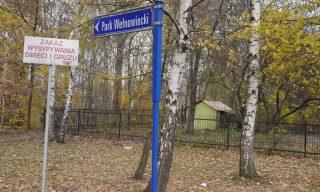 Altana bezdomnych przy ul. Cedrowej3