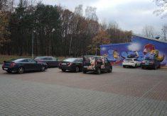 Jedyny parking w pobliżu planowanego basenu i tężni to miejsce na zaledwie 24 samochody