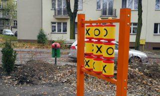 Skwer przy ul. Broniewskiego 3