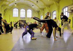 Pomysł na ferie: darmowe zajęcia sztuki walki