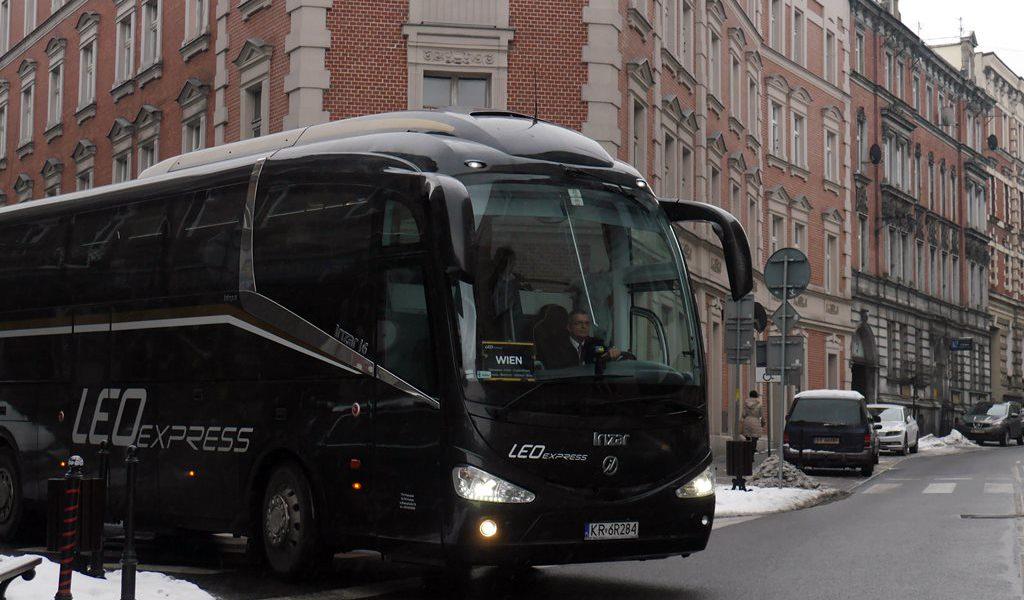 Nowe połączenie z Katowic do Wiednia