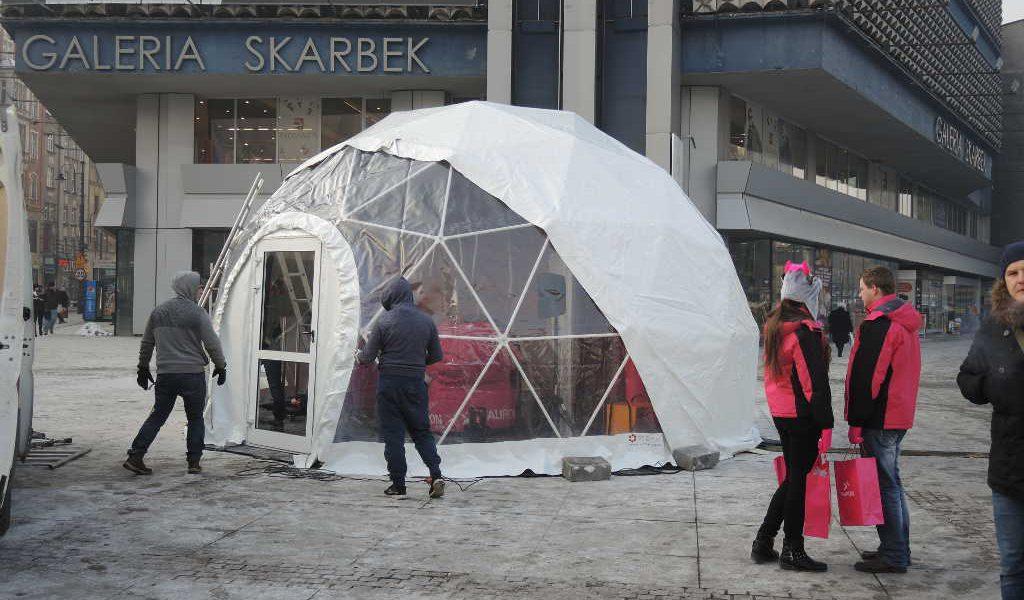 namiot-sferyczny
