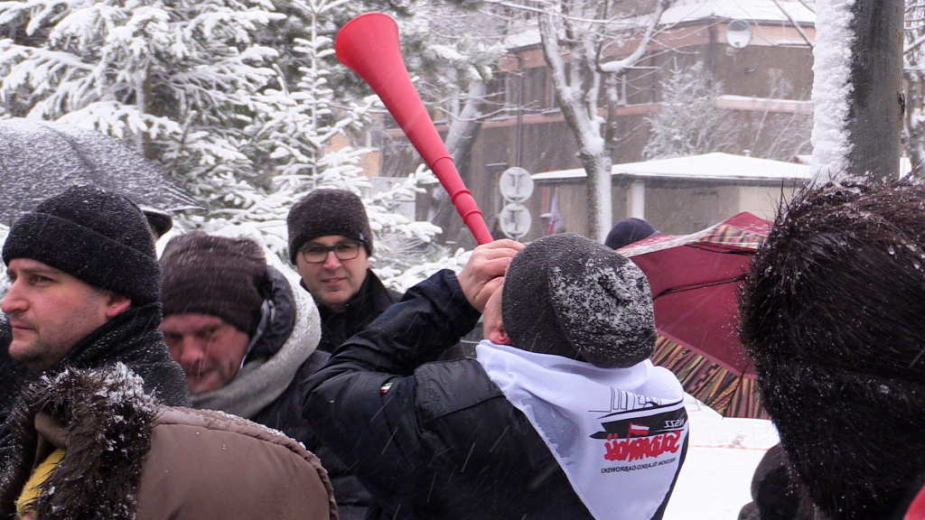 Protest-Murcki