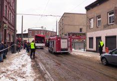 Katastrofa budowlana w Szopienicach: remont prowadzony był bez zezwolenia