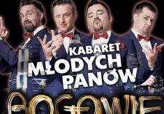 Rozdajemy bilety na występ Kabaretu Młodych Panów