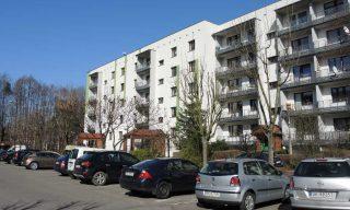 Blok miał powstać w pobliżu osiedla przy ul. Wczasowej 14-18.
