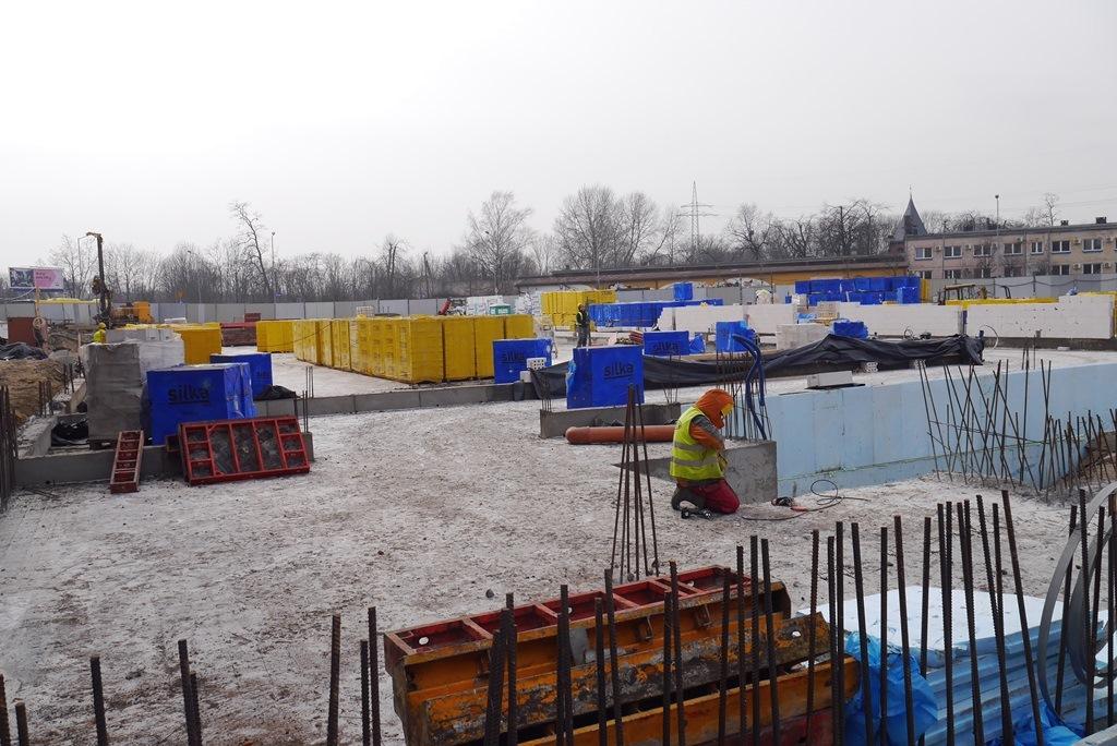 32668d29c1 Trwa budowa Lidla w centrum Katowic. Otwarcie za kilka miesięcy ...