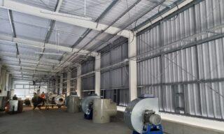Nowe bioreaktory, w których będą dojrzewały odpady.