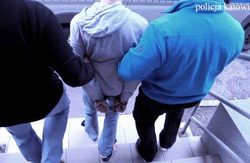 Na os. Tysiąclecia policja zatrzymała dilera narkotyków