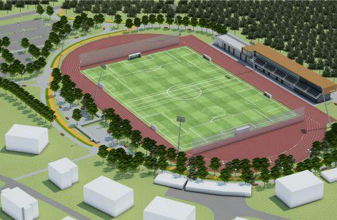 Za rok powstanie projekt nowego stadionu