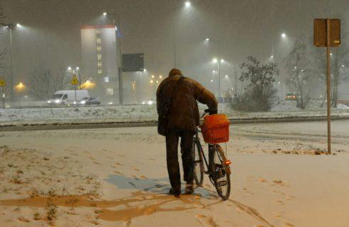 Uwaga na zawieje i zamiecie śnieżne