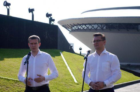 Dlaczego to w Katowicach odbędzie się kongres antydopingowy? Minister sportu i prezydent miasta tłumaczą