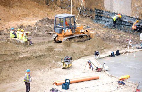 Dzień dobry Katowice. Dziś wmurowanie kamienia węgielnego pod budowę biurowców KTW