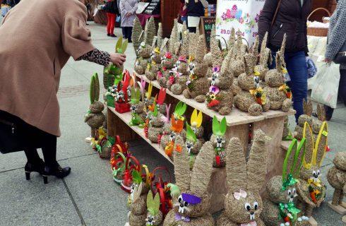 Dzisiaj kończy się Jarmark Wielkanocny na Rynku