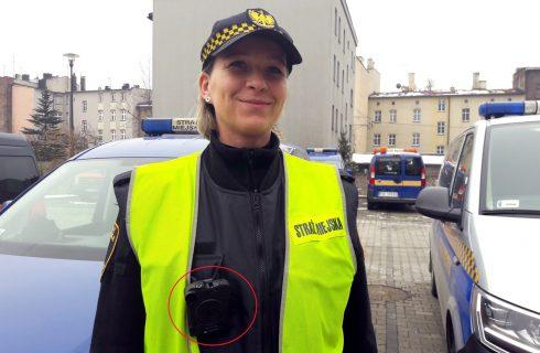 Kamery dla strażników miejskich w Katowicach. Każda interwencja będzie nagrywana
