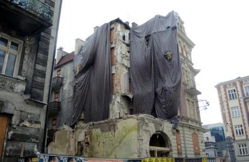 Śledztwo w sprawie wybuchu gazu w kamienicy przy ul. Chopina umorzone